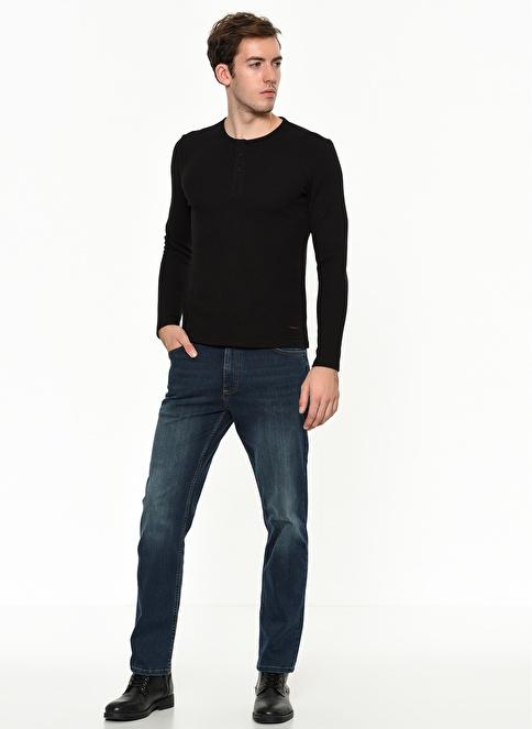 Lee Cooper Jean Pantolon | Ricky - Straight Lacivert